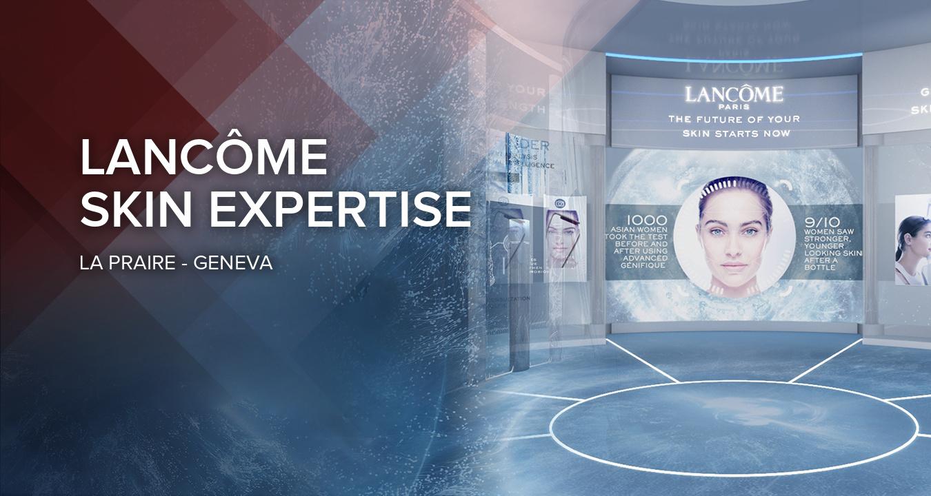 Lancôme skin expertise