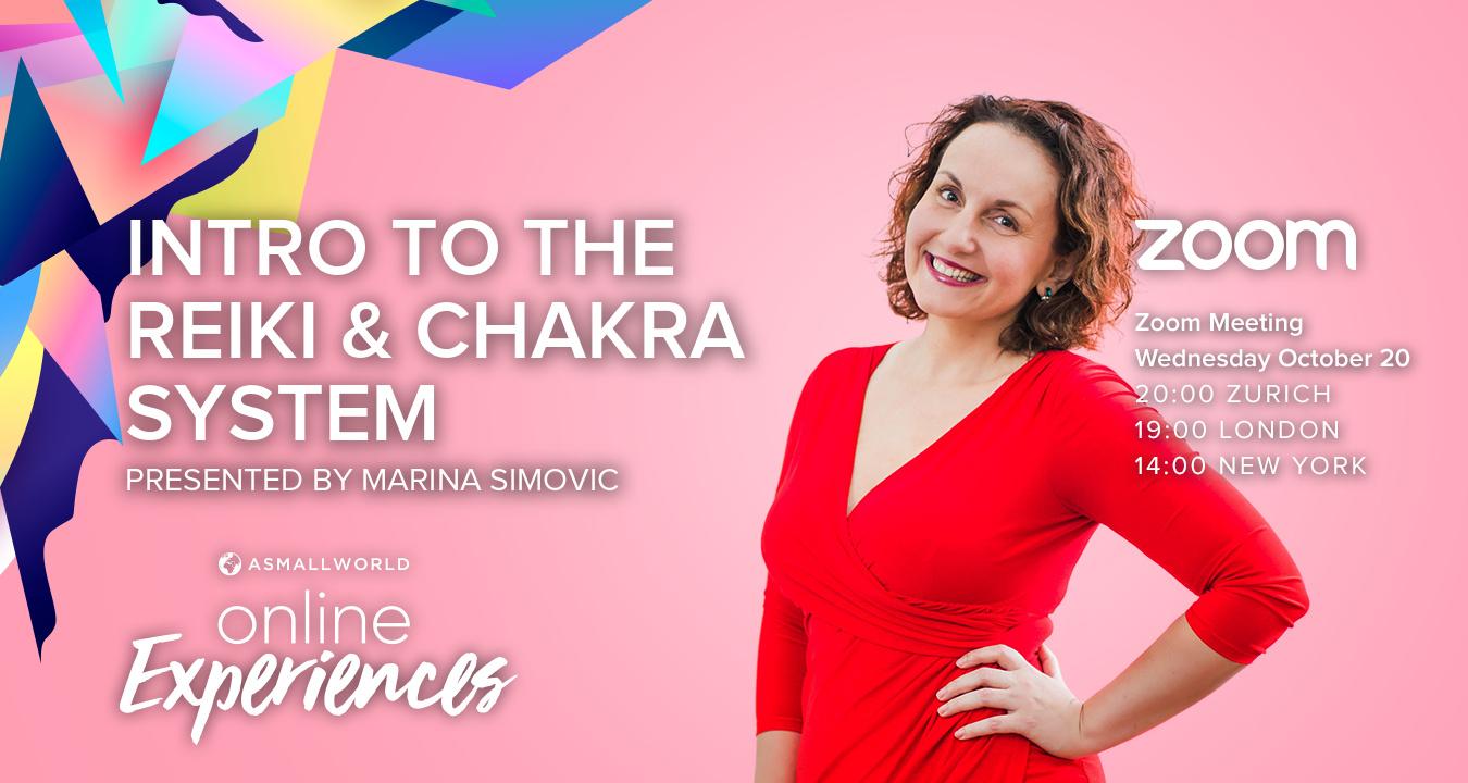Intro to the Reiki & Chakra system