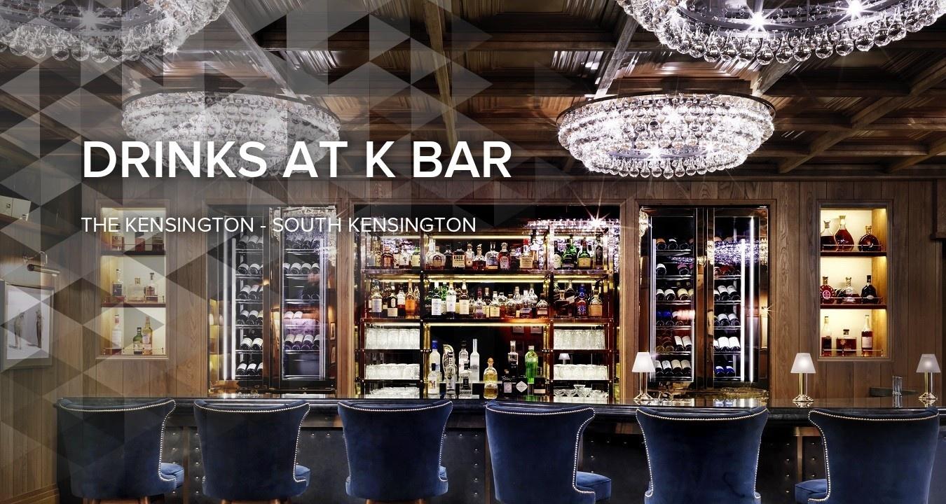 Drinks at K Bar