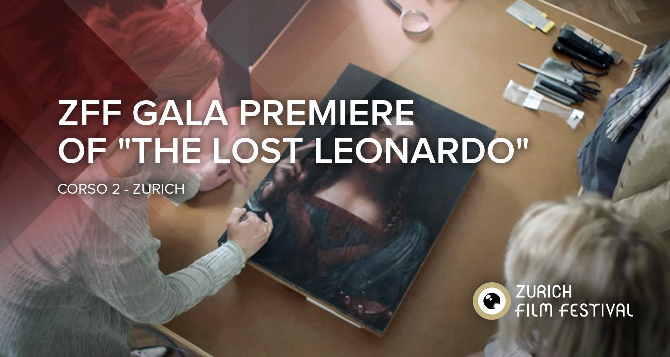 """Zurich Film Festival - Gala Premiere of """"The Lost Leonardo"""""""