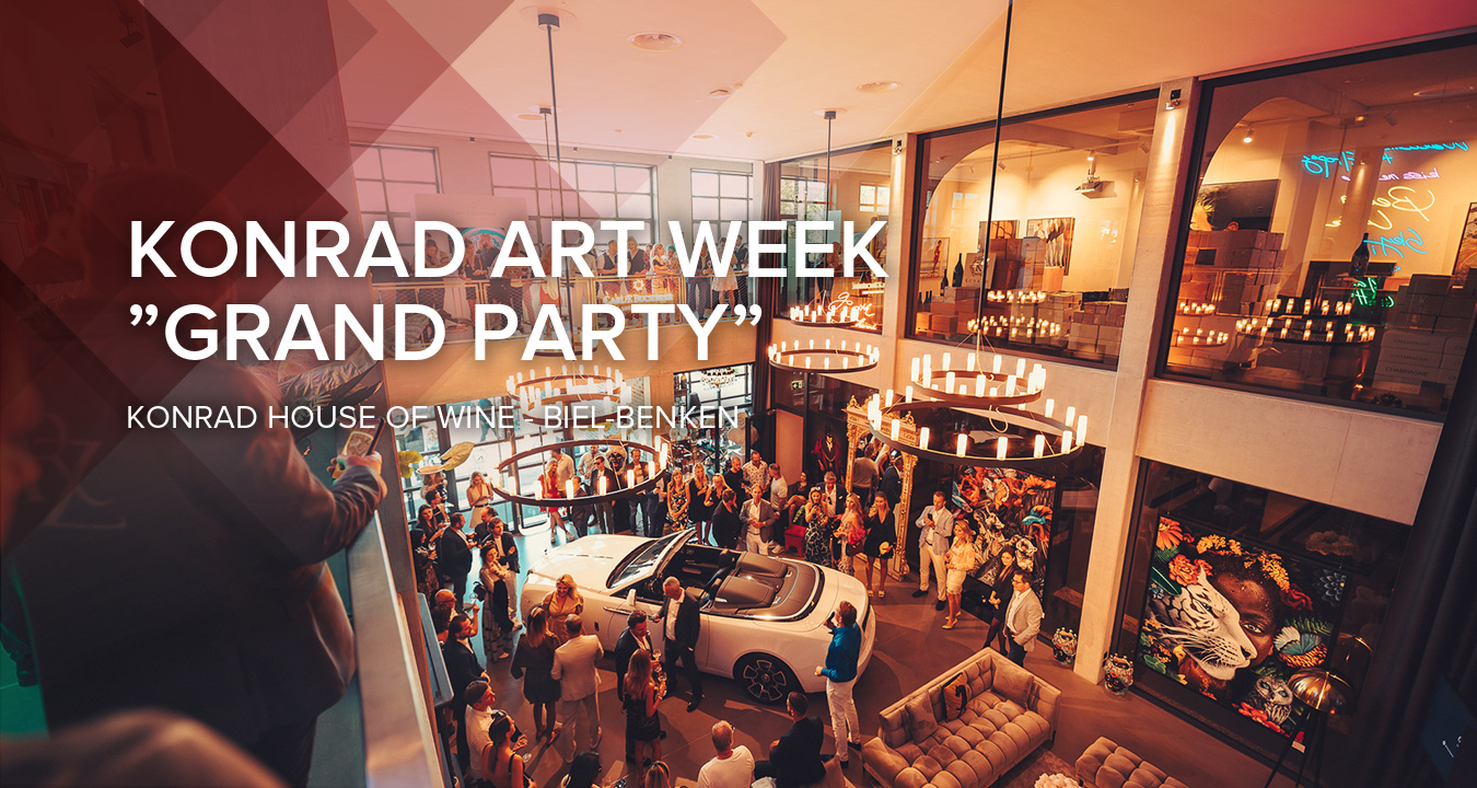 KONRAD Art Week Grand Party